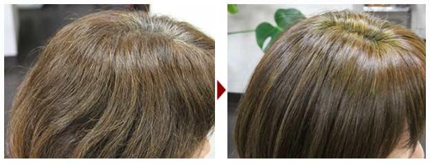 ハナヘナは自宅での白髪染めにおすすめです。髪が痛むことなく綺麗に染めたい方におすすめの天然ヘナです